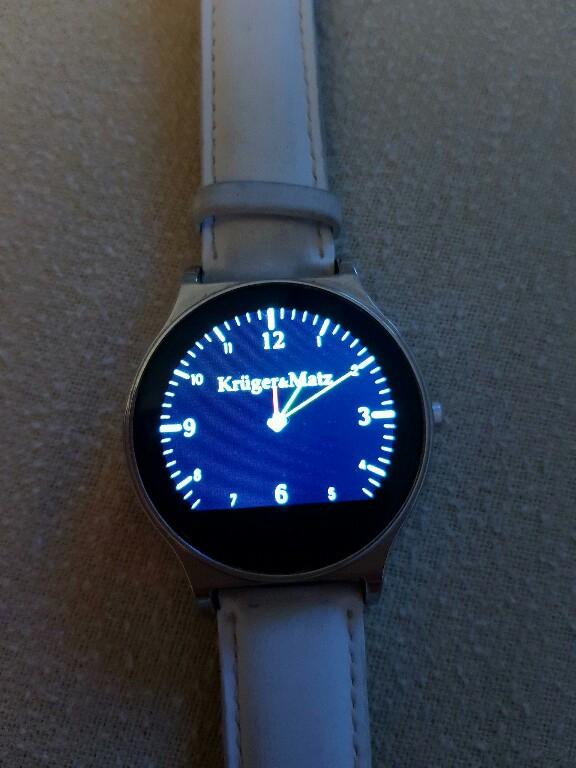Smartwatch Style biały