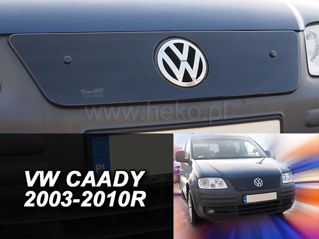 OSŁONA ZIMOWA ATRAPY GRILLA VW CADDY 2K 2003-2010
