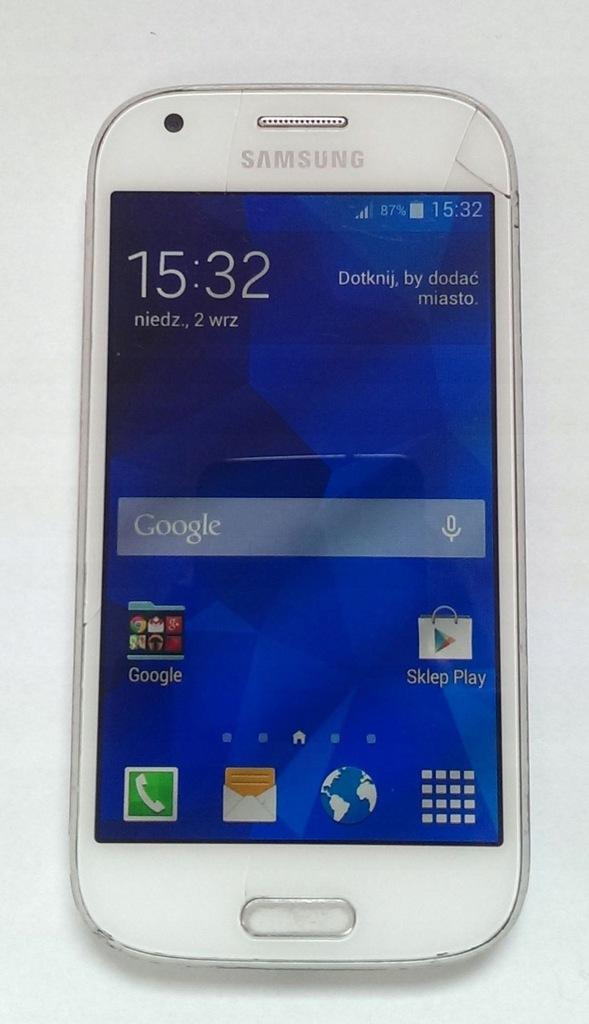 Samsung Ace 4 Sm G357fz Lte 7542823708 Oficjalne Archiwum Allegro