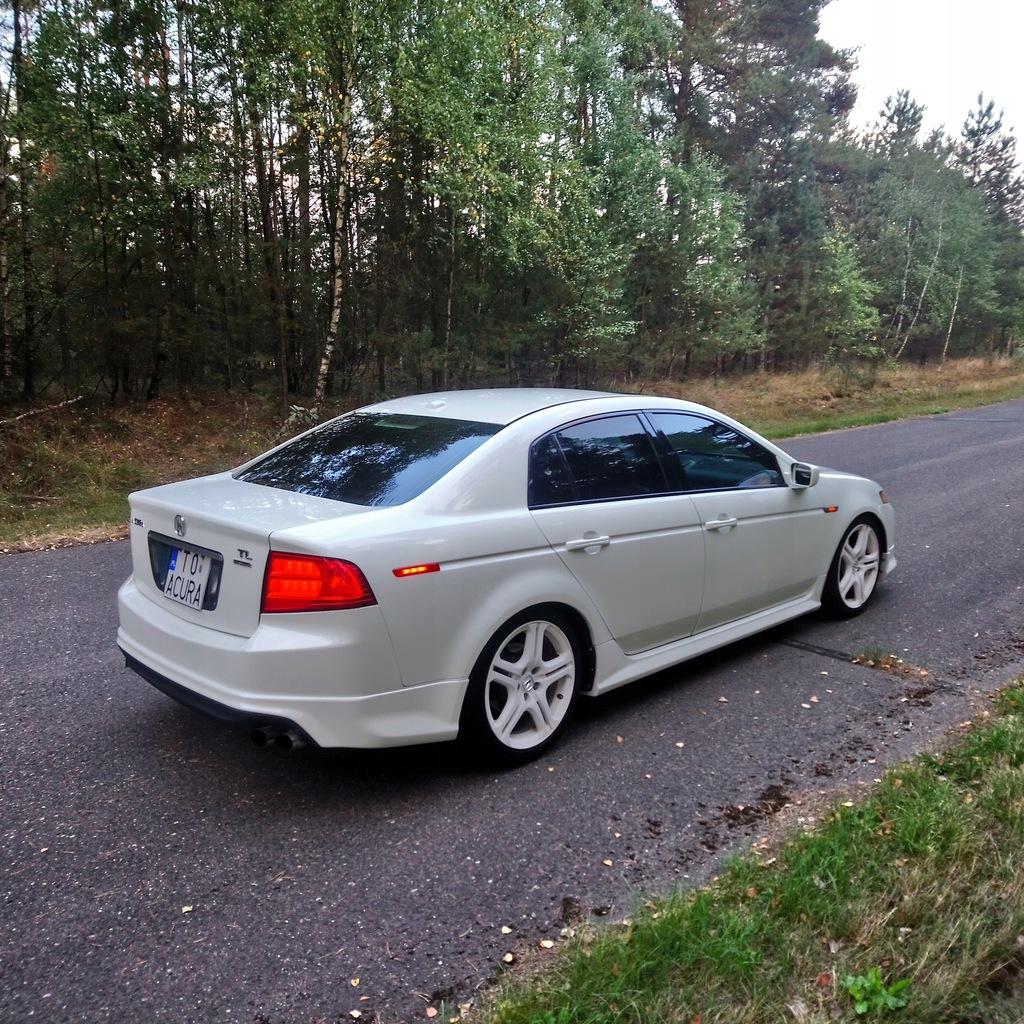 Acura TL A-spec Ewe. Zamiana Na SUV Lub Coś Innego