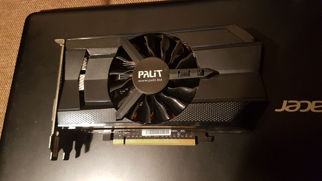 Palit Nvidia Geforce Gtx 650 Ti Boost 7261474200 Oficjalne Archiwum Allegro