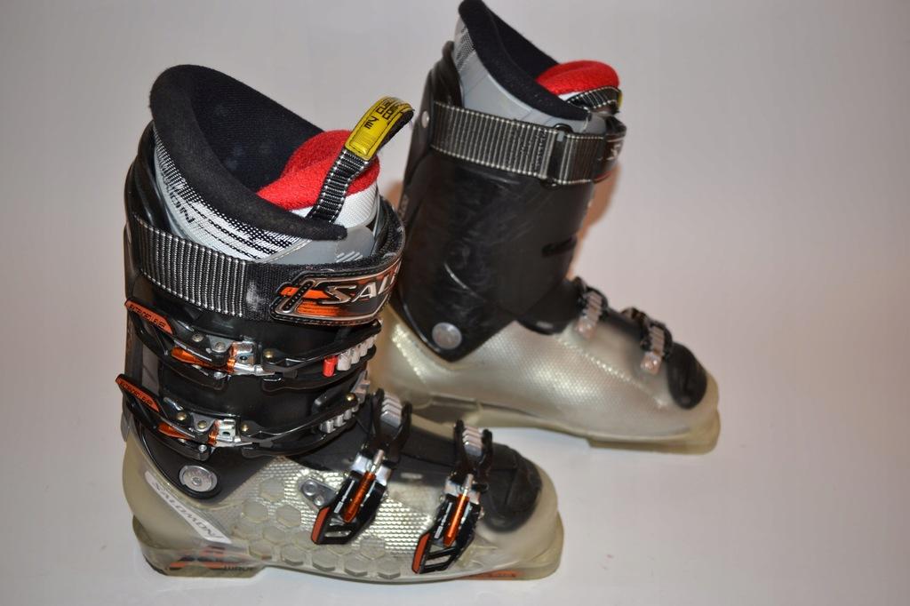 SALOMON Buty narciarskie używane wkł. 26 cm r.41