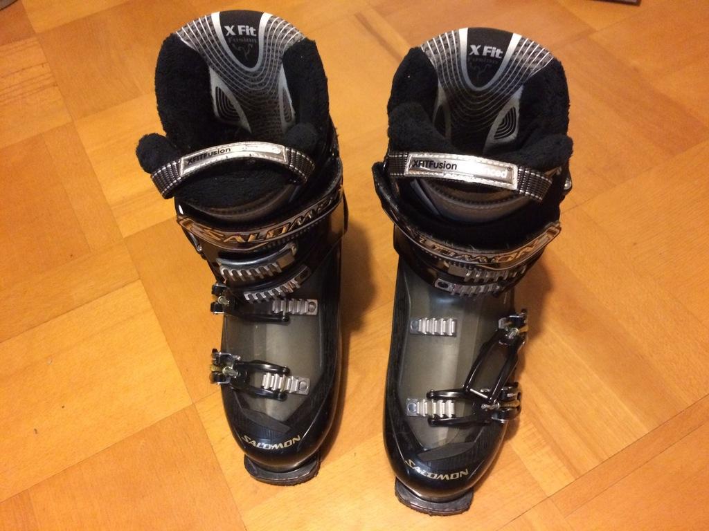 Buty narciarskie Salomon MISSION 6