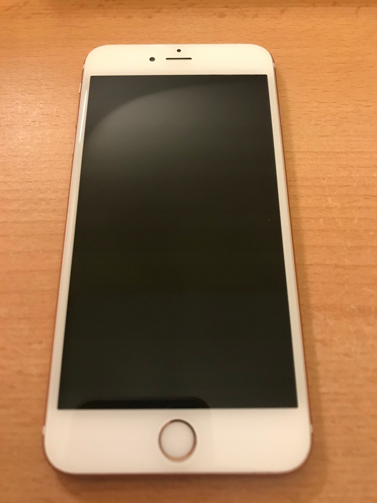Iphone 6s Plus Rose Gold Uzywany Idealny 7679376990 Oficjalne Archiwum Allegro