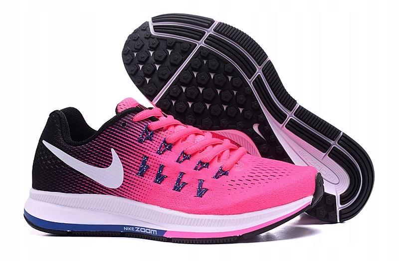 Damskie Buty Do Biegania Nike Zoom Pegasus 33 831356 600