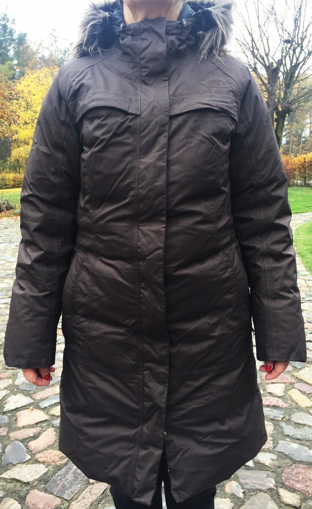 THE NORTH FACE ARCTIC PARKA r.M 38 puchowa