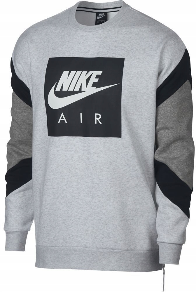 NIKE AIR CREW FLEECE | 928635 010 | Bluza męska | Kolor