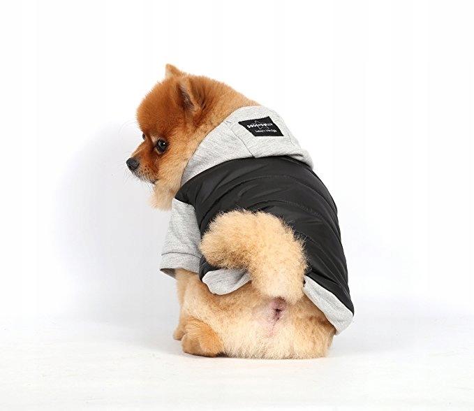 Ubranko zimowe dla psa Doggy Dolly Rozmiar S
