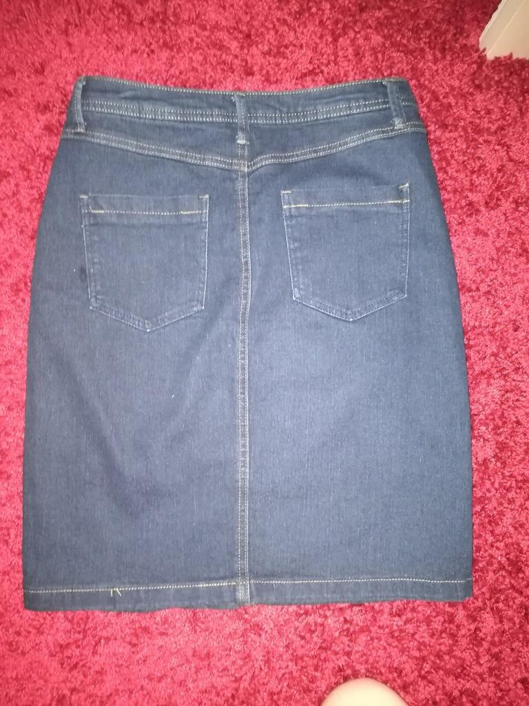 Spódnica jeansowa C&A Yessica, rozm. 34