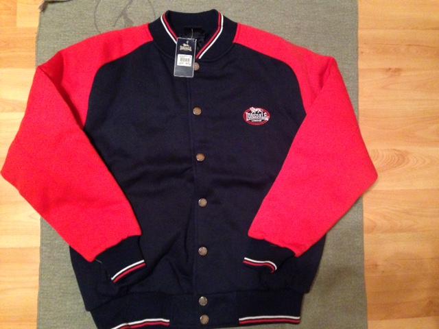 Nowa kurtka Baseball Lonsdale M z metkami