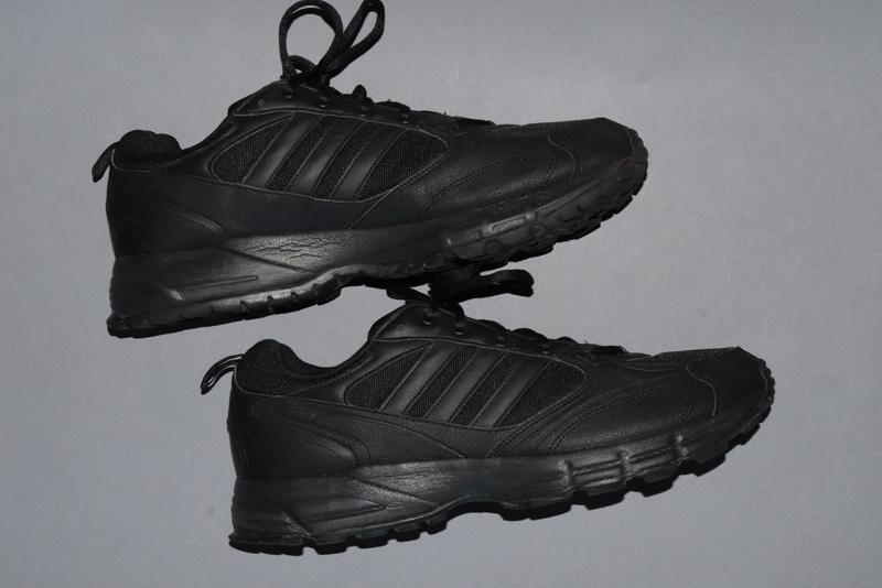 alegro buty sportowe adidas skorzane czarne