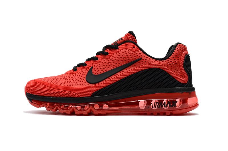 nike sportswear buty czerwone