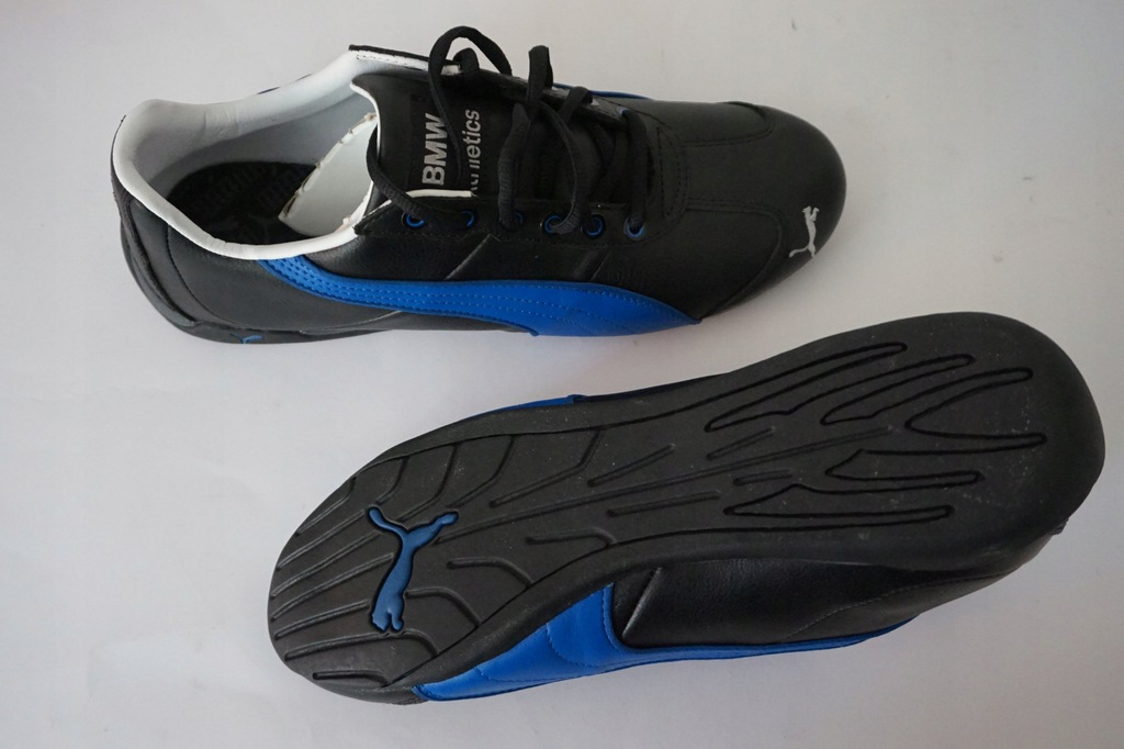 Buty BMW Puma Sneaker Athletics Repli Cat 41 skóra