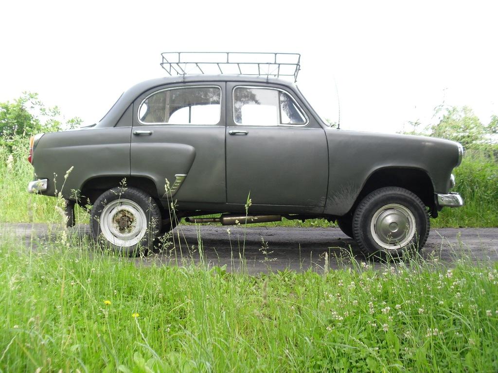 MOSKWICZ 410H 4x4 1958 prototyp UNIKAT OKAZJA !!!
