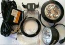 Światła dzienne okrągłe LED OSRAM HP902 800 lumen Moc 8 W