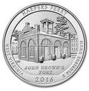 Parki USA - Harpers Ferry 2016 - Mennica S