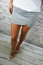 LipMar sexowna spódniczka mini kolory S 36 Kolor biały czarny czerwony szary, srebrny żółty, złoty wielokolorowy inny kolor