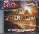 SHAKE YOUR ASS! Nelly Shaggy Sean Paul (CD)