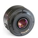 Obiektyw Yongnuo YN-50mm F1.8 Canon EOS MF AF Stabilizacja nie