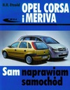 Opel Corsa i Meriva SAM NAPRAWIAM SAMOCHÓD WKŁ