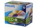 PHILIPS AUDIO CD-R 80min 1szt do muzyki Wa-Wa