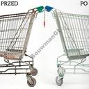 Wózki sklepowe WANZL - wózek sklepowy - jak NOWY