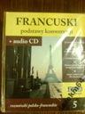Podstawy konwersacji+audio CD-język francuski