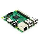 Zestaw Raspberry Pi 3 Zasilacz3A Obudowa Radiatory