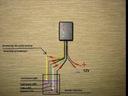 Wskaźnik POZIOMU WODY - 4 LED