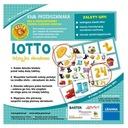 GRANNA Gra Lotto Loteryjka Obrazkowa EDUKACYJNA Waga (z opakowaniem) 0.5 kg