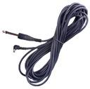 Kabel przewód synchro duży jack 6,35mm długość 5 m