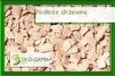 Podłoże drzewne Drewienka Buk - 60 LITRÓW / 17 kg