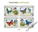 Skauting Motyle Baden-Powell Burundi ark BUR13203a