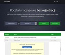Spam.mail.pl tymczasowe adresy email gotowy serwis