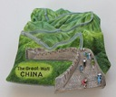Magnes na lodówkę CHINY Wielki Mur 3D