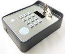 Domofon GSM z wyświetlaczem dla 200 abonentów