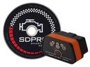 Interfejs diagnostyczny Bluetooth BT OBDII +SDPROG