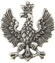 Застежка с орлом II RP патриотизм патриоты доставка товаров из Польши и Allegro на русском