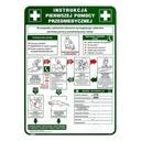 Instrukcja BHP pierwszej pomocy przedmedycznej FV