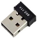 KARTA SIECIOWA WIFI WI-FI ADAPTER 150 Mbps USB