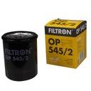 FILTR OLEJU FILTRON OP 545/2 PANDA, PUNTO, BRAVA