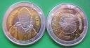 TERYTORIA ANTARKT 10$ 2011 JAN PAWEŁ II bimetal