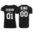 T-shirt DLA PAR koszulka dla NIEJ i NIEGO prezent