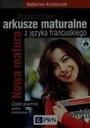 FRANCUSKI MATURA - przykładowe arkusze  + cd