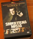 ŚMIERTELNA MISJA DVD