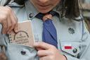 Блокнот харцеров Scoutbook Nano A7 доставка товаров из Польши и Allegro на русском