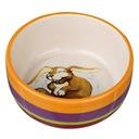 Keramikschale für das Kaninchen 250 ml TRIXIE 60803