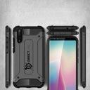 Etui Pancerne DIRECTLAB Hybrydowe do Huawei P20 Przeznaczenie Huawei