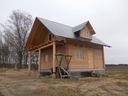 DOM z BALI, drewno BAL toczony 20cm 34+34m2 18000
