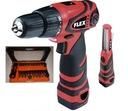 Bohrmaschine/Akkuschrauber FLEX ALi10, 8 g + HD-LED-Taschenlampe